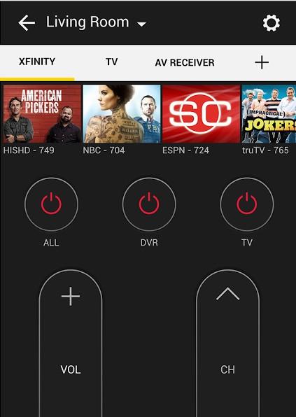 Peel Universal Smart TV Remote Control APK | HTApp net - Free APK